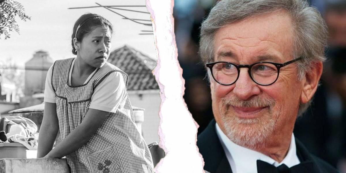 Spielberg ROMA NEtflix