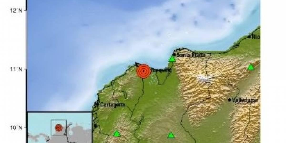 Así reportaron en redes temblor en Barranquilla y en Soledad, Atlántico