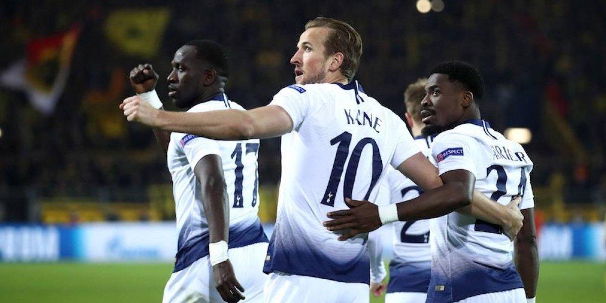 Tottenham concreta sin problemas su pase a cuartos de la Champions League