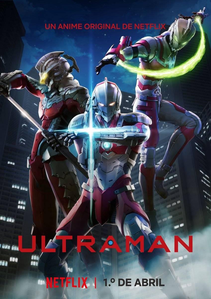 Ultraman en su nueva serie