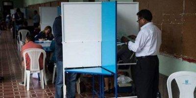 Elecciones en Guatemala 2019