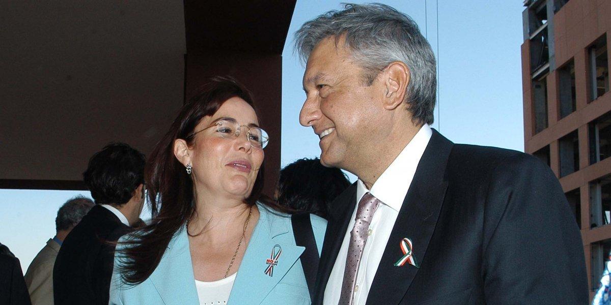 La polémica que rodea a la presidenta de Morena, Yeidckol Polevnsky