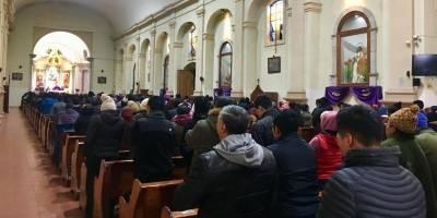 Miércoles de Ceniza en Totonicapán
