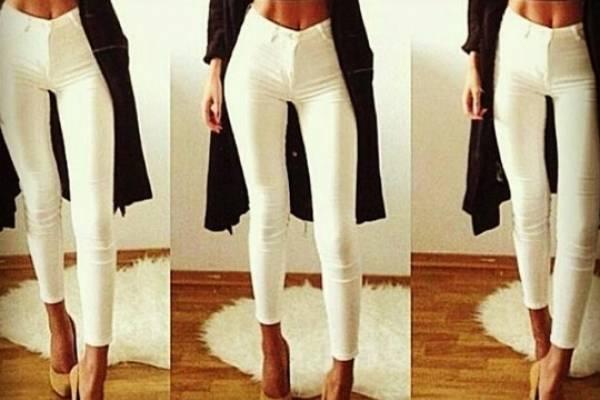7282c1015ad Mira cómo usar los pantalones pitillo