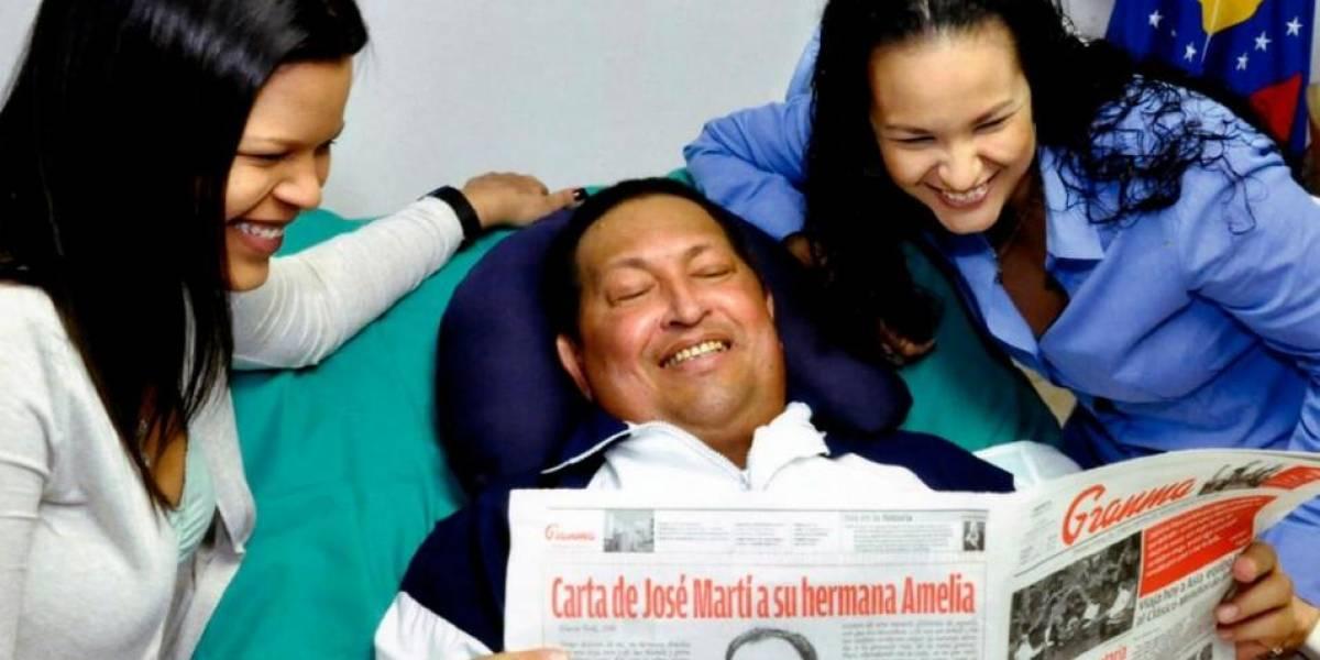 Hija de Hugo Chávez podría ser deportada de EE.UU.