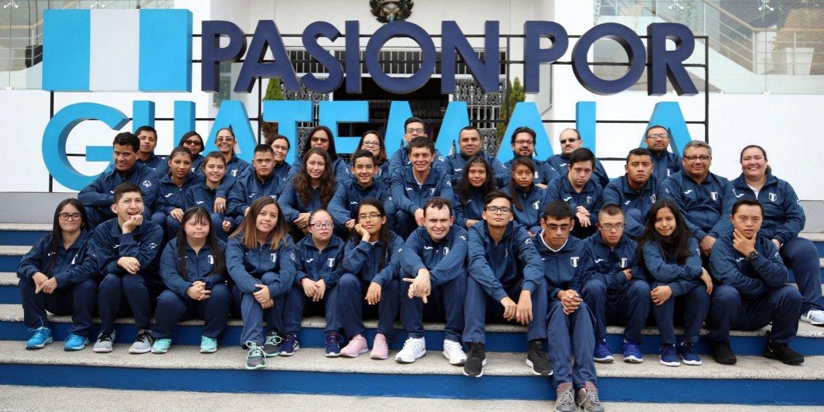#GuateenAbuDhabi: 5 atletas a seguir en los Juegos Mundiales de Olimpiadas Especiales