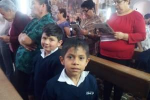 Miércoles de Ceniza en Antigua Guatemala
