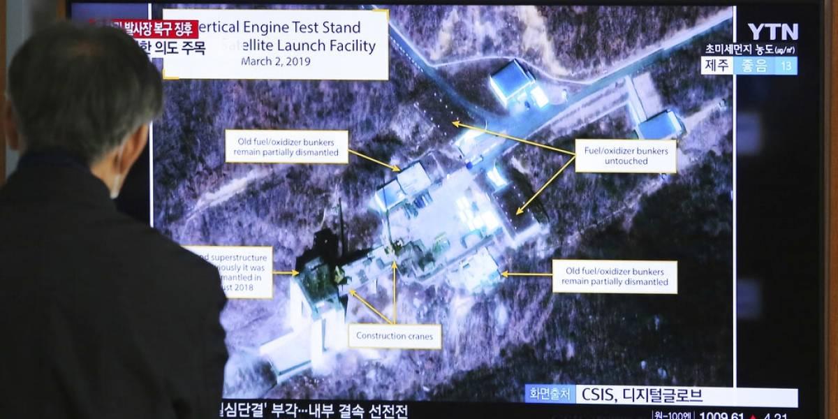 ¿Kim Jong-un vuelve a amenazar al mundo? Corea del Norte reconstruye centro de lanzamiento de misiles tras fracaso en cumbre con Trump