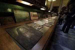 Arte sacro robado a México, entregado por Italia