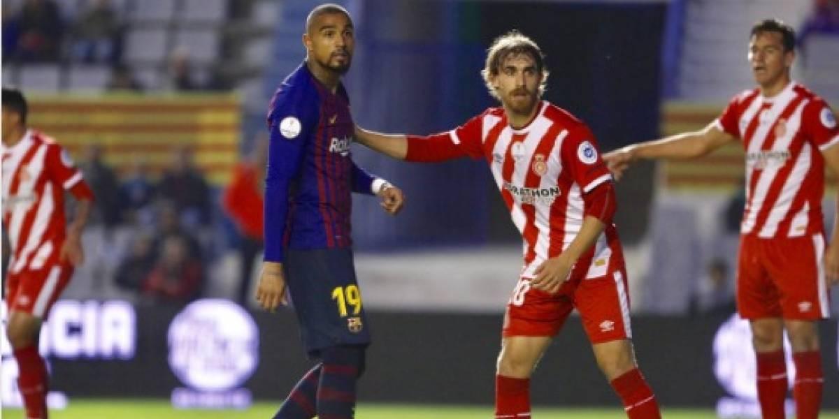 Barcelona pierde la Final de la Supercopa ante el Girona