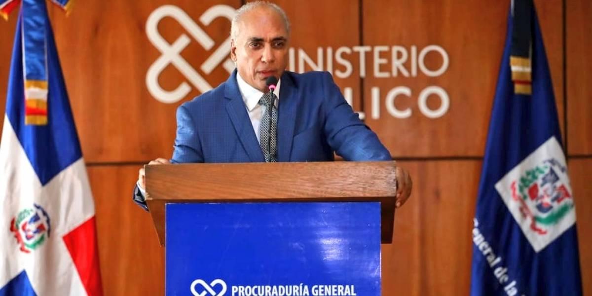 Procuraduría rechaza declaraciones de Danny Alcántara sobre intervenir teléfono de Miriam Germán