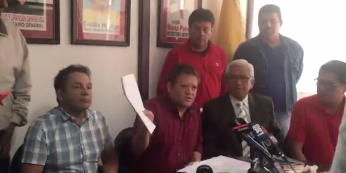 Trabajadores públicos de Salud denunciaron despidos masivos