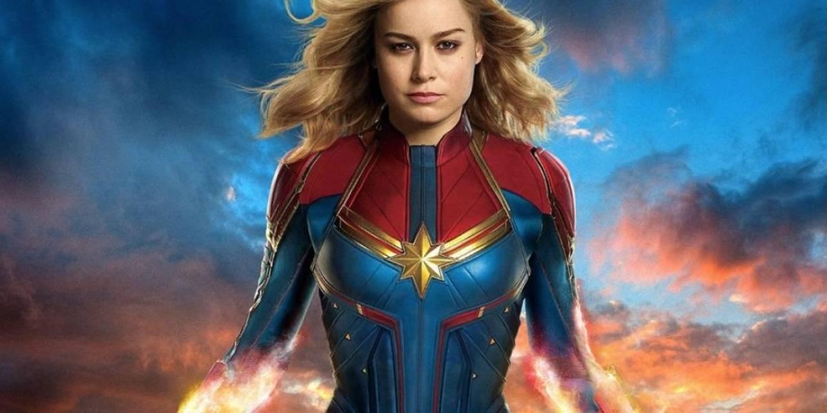 Escena postcréditos de Capitana Marvel estaría conectada con Avengers Endgame