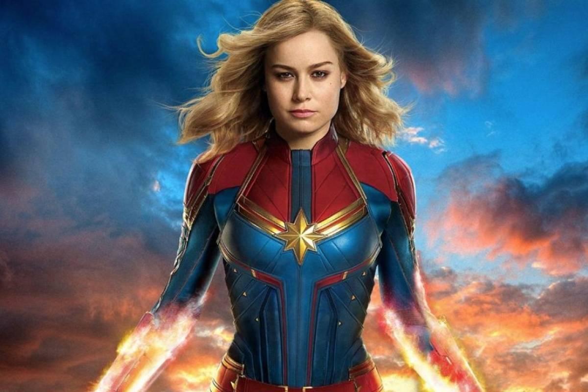 "Escena Post Créditos De ""Capitana Marvel"" Estaría"