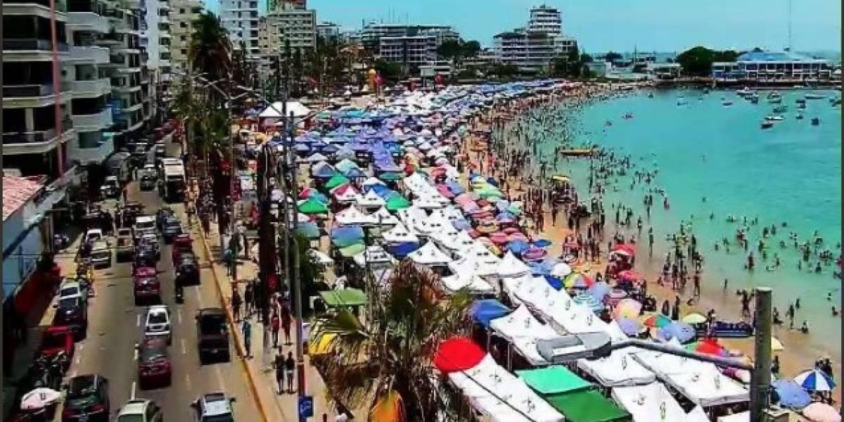 Carnaval: Más 700 mil turistas se movilizaron durante los 4 días de feriado