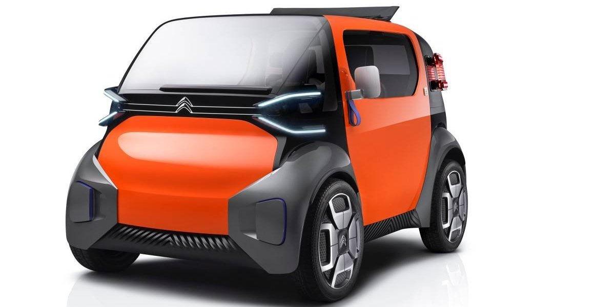 La apuesta de movilidad urbana de Citroën se llama Ami One