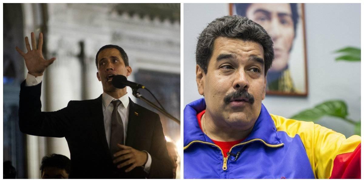 Guaidó acusado por Maduro de receber dinheiro ilegalmente; não poderá ocupar cargo público por 15 anos