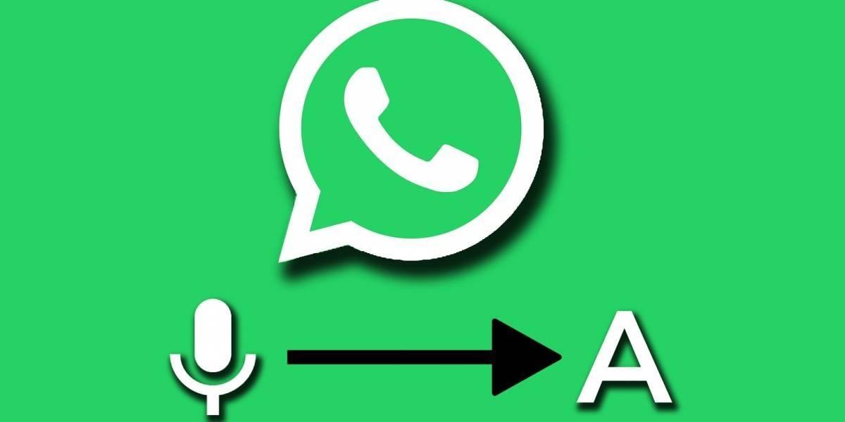Odeia mensagens de voz no WhatsApp? Aplicativo permite converter áudio em texto
