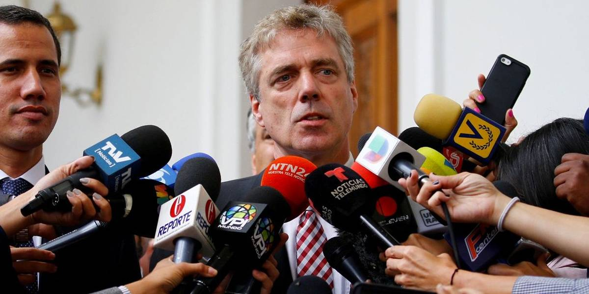 Venezuela expulsa embaixador da Alemanha