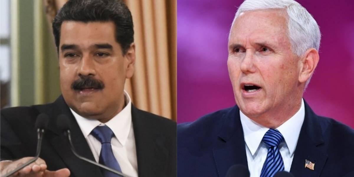 Estados Unidos revoca visas a venezolanos allegados a Maduro