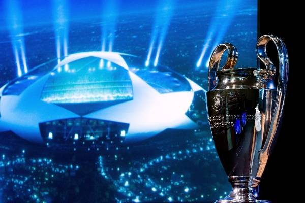 Sorteo de los cuartos de final de la Champions League ...