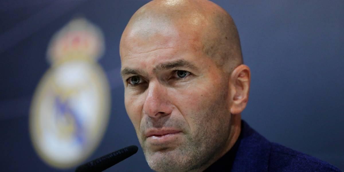 Zidane aceptaría volver al banquillo Real Madrid