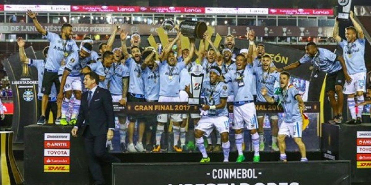 Copa Libertadores 2019: onde assistir ao vivo online o jogo ROSARIO CENTRAL X GRÊMIO