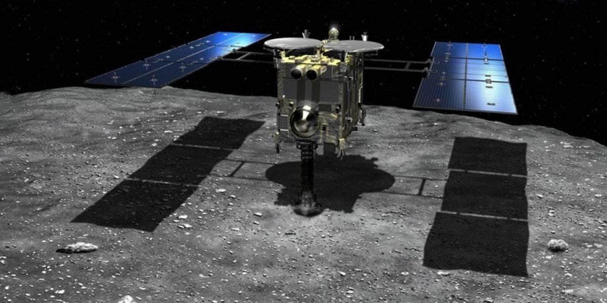 Sonda japonesa Hayabusa 2 bombardeará asteroide para crear cráter artificial en su superficie