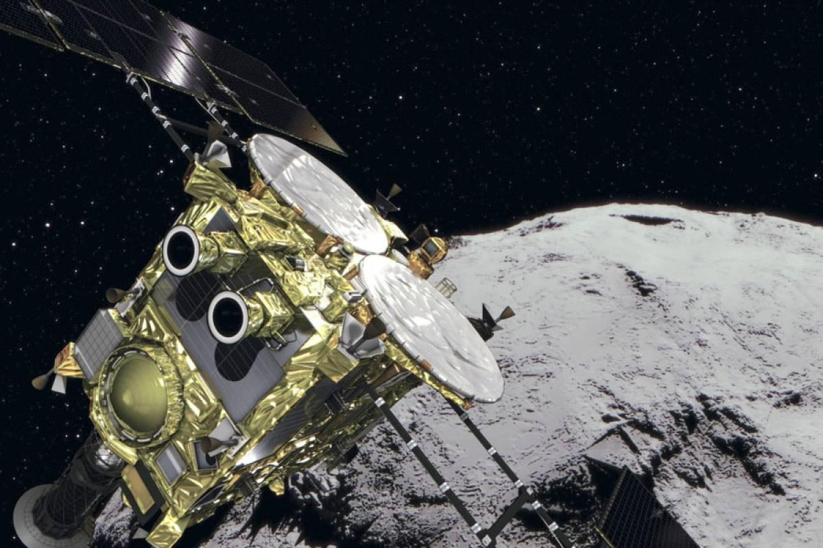 La sonda japonesa Hayabusa2 logró con éxito segundo aterrizaje en un asteroide