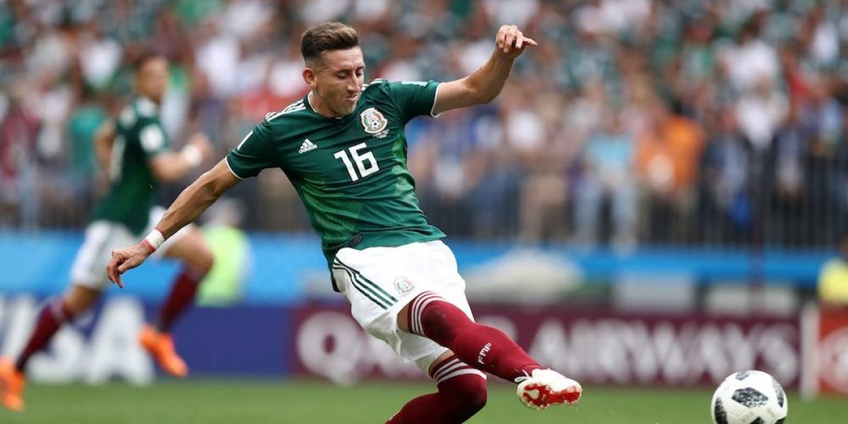 Héctor Herrera pide no ser convocado al Tricolor