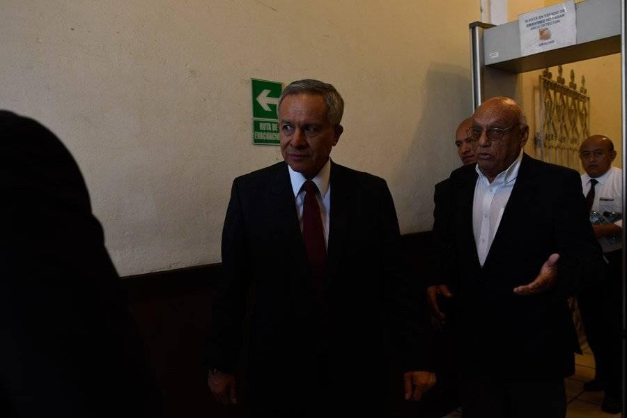 Interpelan al Contralor interino en el Congreso Omar Solís