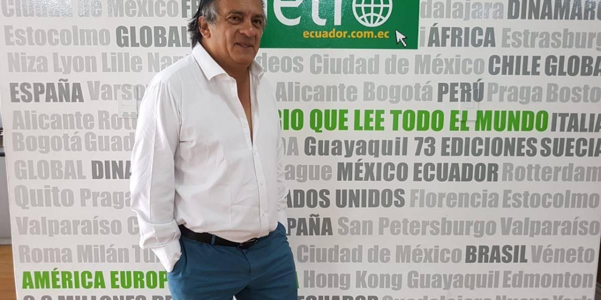 Juan Martinez quiere recuperar y revalorizar el Centro Histórico