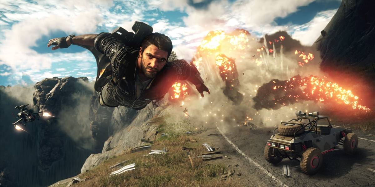 Just Cause 4 se integra a Xbox Game Pass a solo 3 meses de su lanzamiento