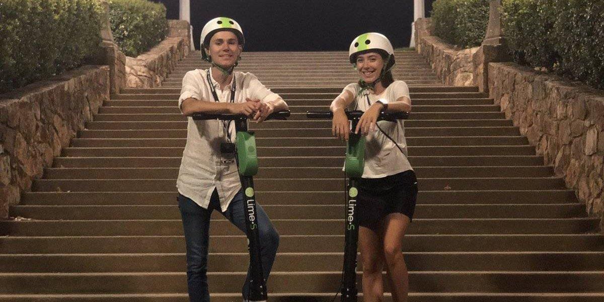 Empresa de scooters propone 1.5% de contraprestación por viaje