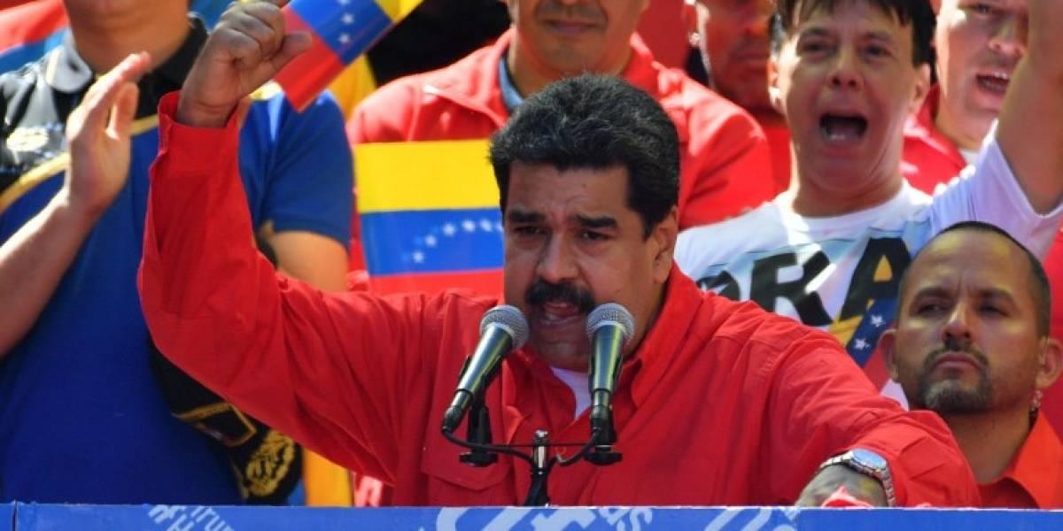"""Maduro declara persona """"non grata"""" al embajador de Alemania y ordena su expulsión"""