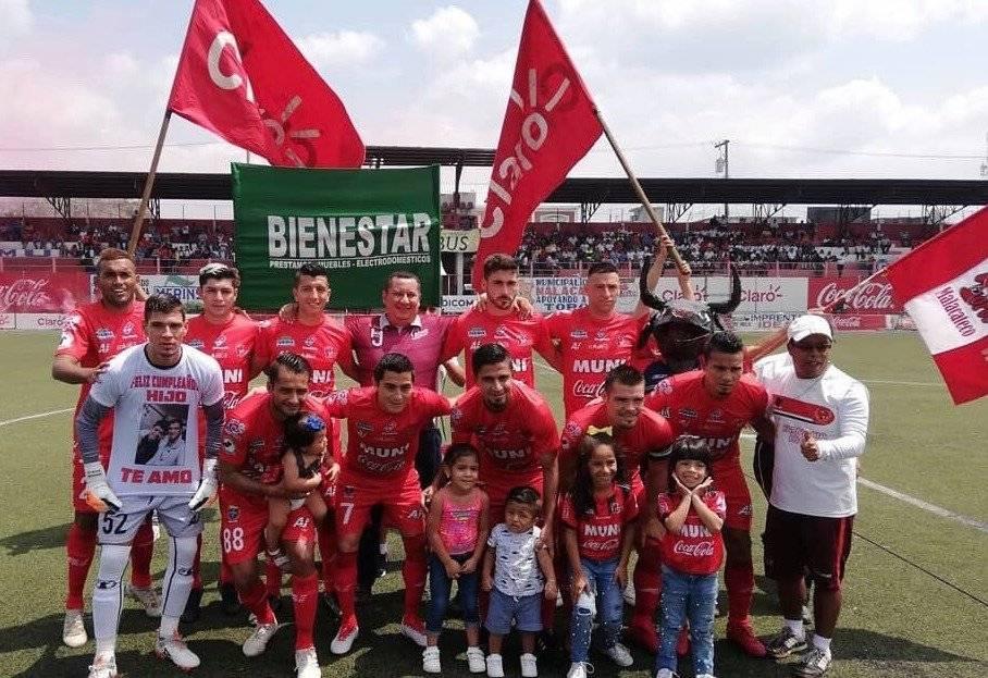 Resultado del partido Malacateco vs Iztapa, Torneo Clausura 2019
