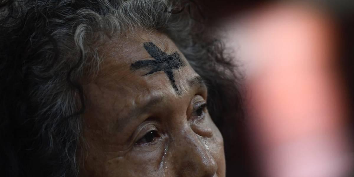 EN IMÁGENES. Católicos inician La Cuaresma