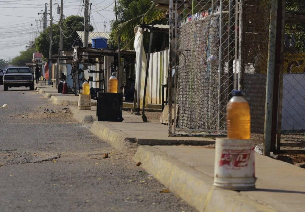 Venezuela es el país con la gasolina más barata del mundo, con US$0,01 por galón. Se puede llenar un tanque de gas usando la moneda más pequeña en circulación; de acuerdo con Bloomberg Foto: AP