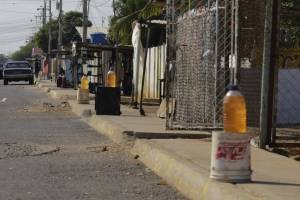 Desbasto de gasolina en Venezuela