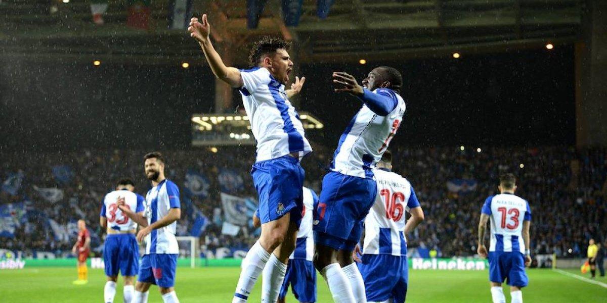 Porto elimina a la Roma en tiempos extra y sigue soñando con la Champions