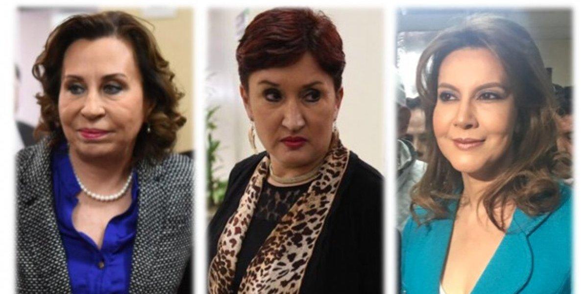 Mujeres encabezan encuesta de intención de voto para ocupar la Presidencia