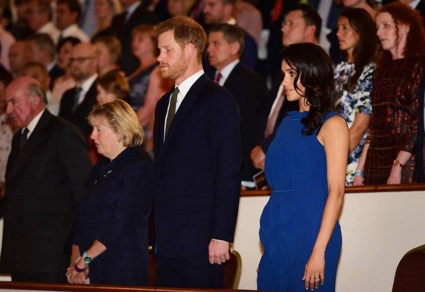 Meghan y Harry le pondrían Diana a su bebé