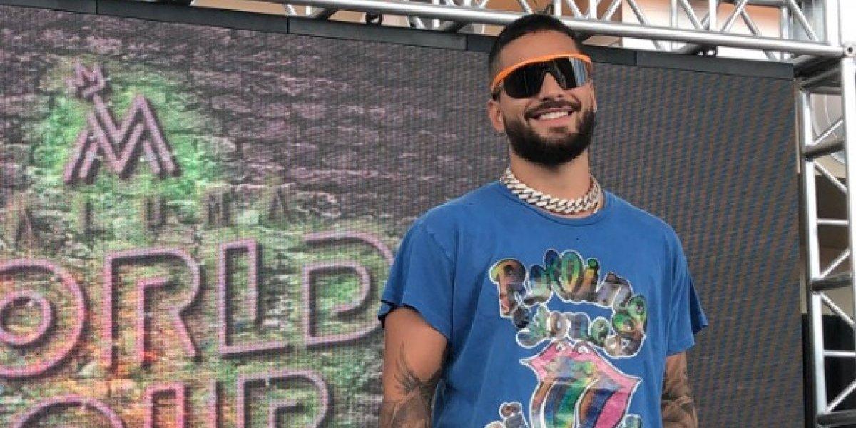 Maluma regresa al Coliseo de Puerto Rico