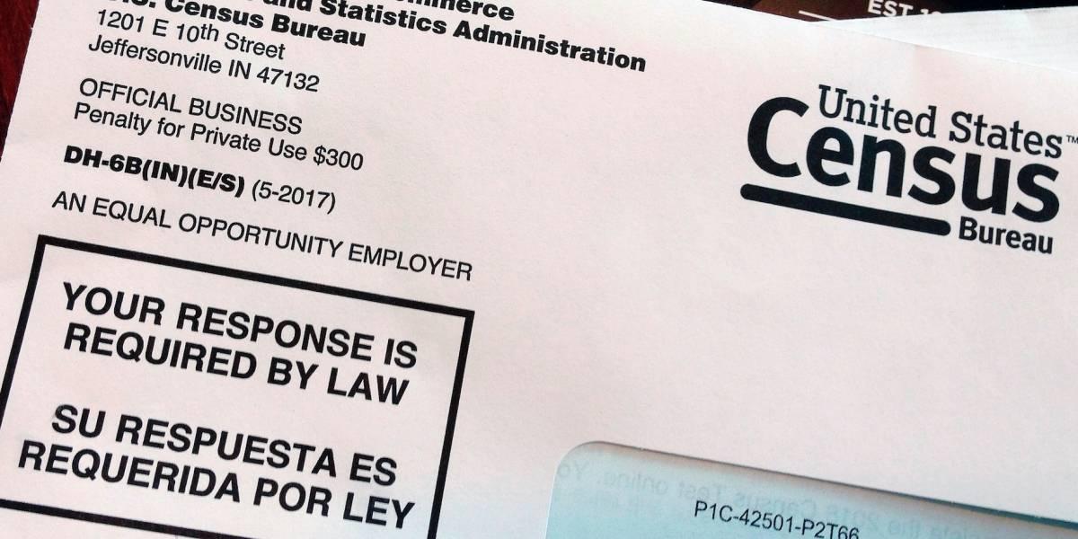 EEUU: Juez dice que pregunta sobre ciudadanía es ilegal