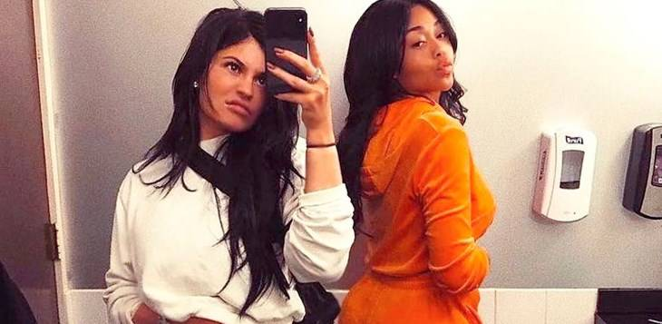 Kylie Jenner mantiene vetada a Jordyn Woods