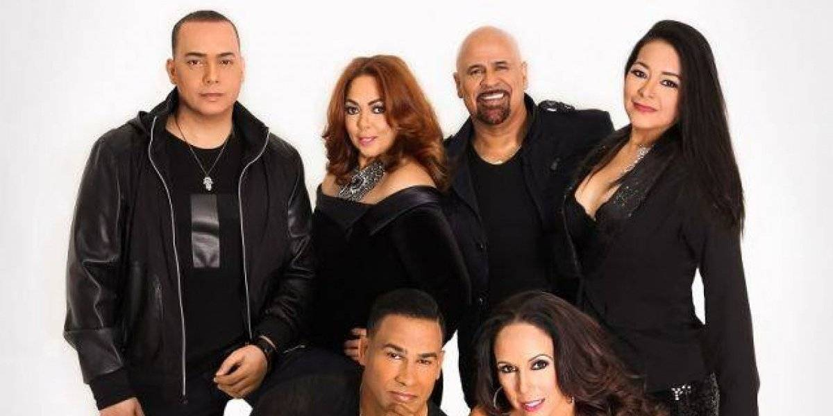 "The New York Band, Chiquito Team Band, El Alfa y Ala Jazá cantarán en ""The Real after VIVA 2019"""