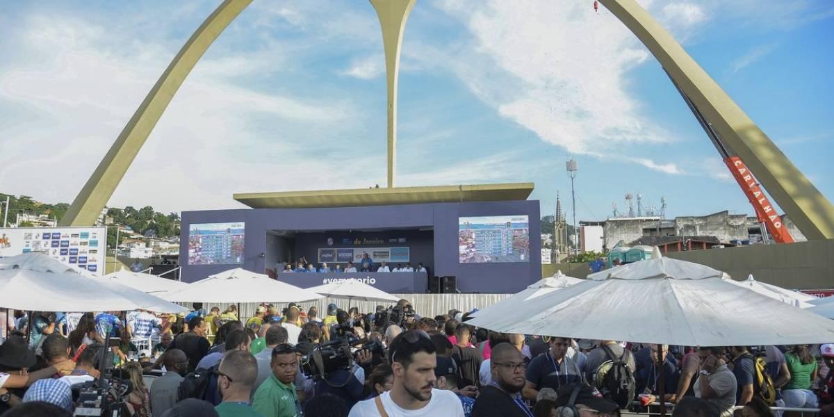 Império e Imperatriz são rebaixadas no carnaval carioca; confira as colocações finais