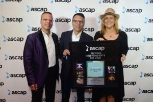premios ASCAP en Puerto Rico marzo 2019