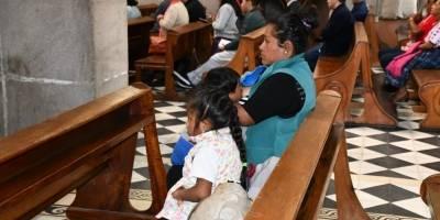 Miércoles de Ceniza en Quetzaltenango