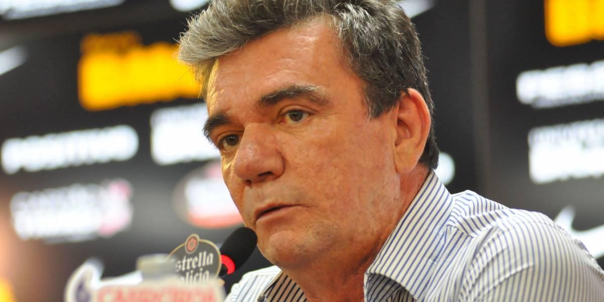 Andrés Sanchez, presidente do Corinthians, é internado com encefalite em São Paulo